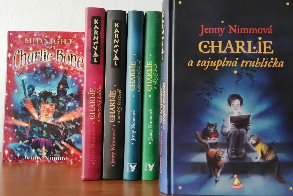Recenze: Charlie a tajuplná truhlička (Děti Červeného krále 1)