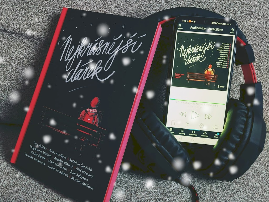 Recenze: Nejkrásnější dárek + Audiokniha