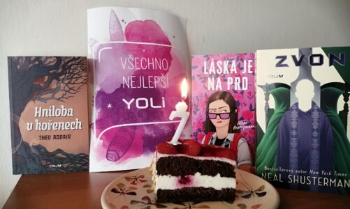 Report: Sedmé YOLI narozeniny online
