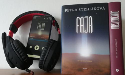 Recenze: Naslouchač a Faja + Audiokniha