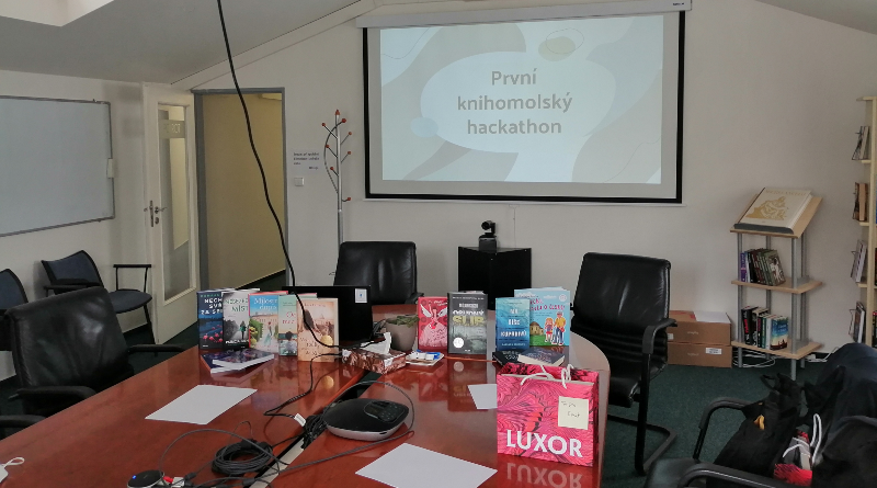 Report: První knižní Hackathon v Euromedia Group